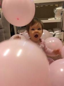 Eileen Pink Balloons